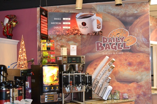 Daily Bagel - Location Images